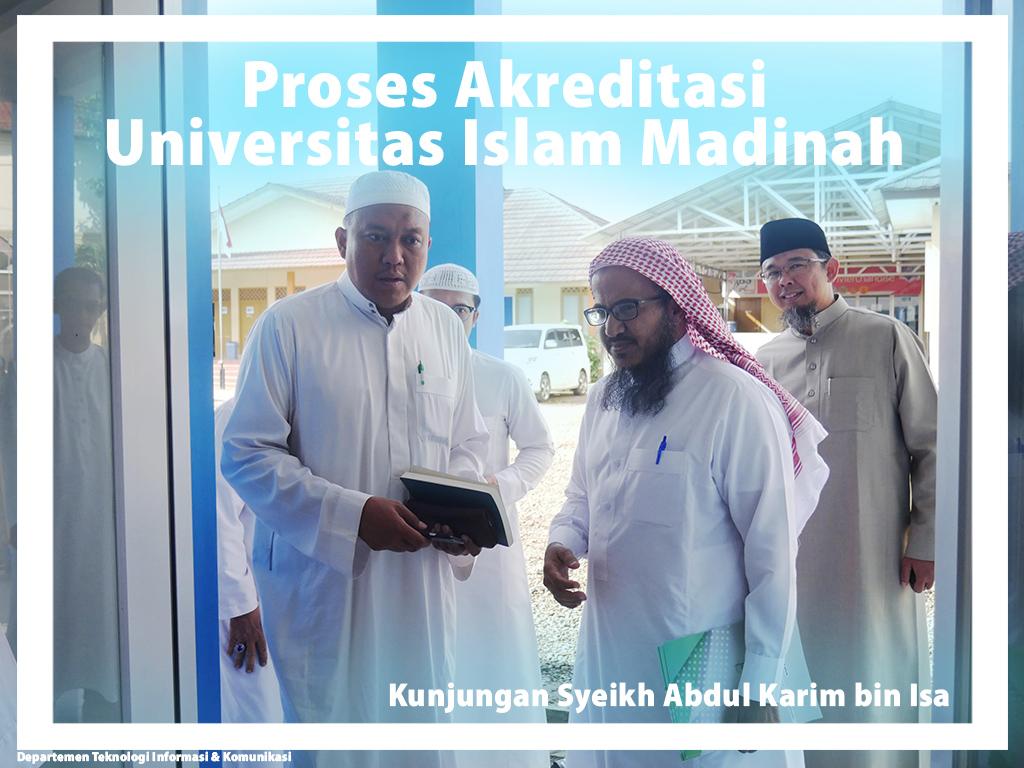 Kunjungan Syeikh Abdul Karim bin Isa